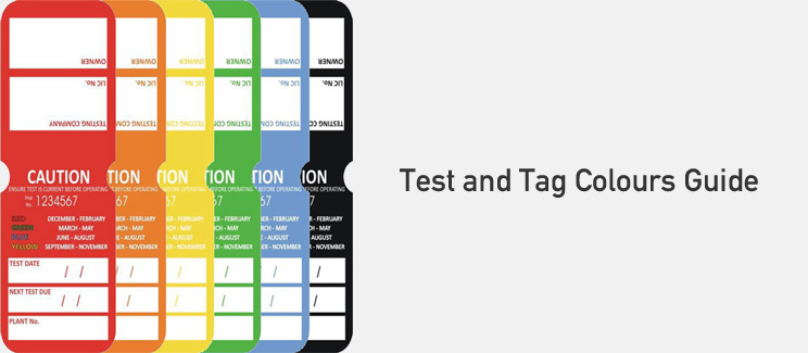 test-and-tag-colours
